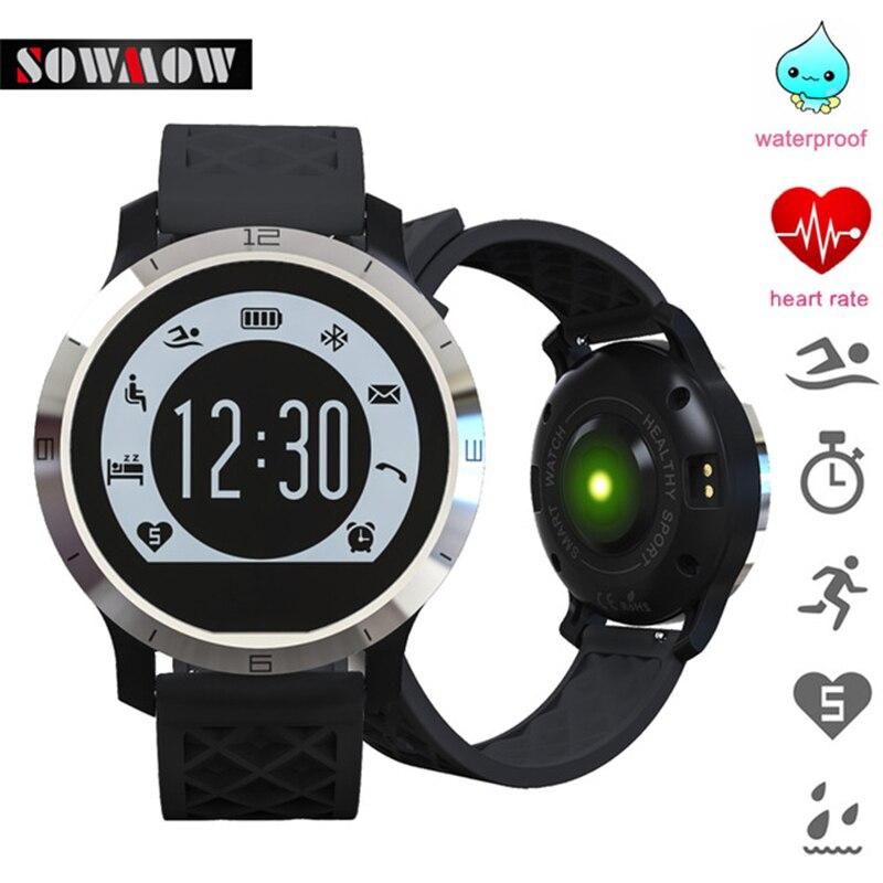 bilder für SOWMOW Wasserdichte Intelligente Band armband F69 pulsmesser fitness tracker smart wristbands activity tracker für Android IOS