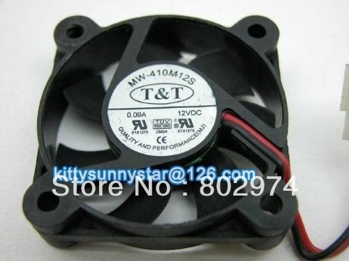 ELSA X80GTO X800 7300GT 8518 VGA Fan,6010M12F 12V 0.2A 2Wire Cooling Fan