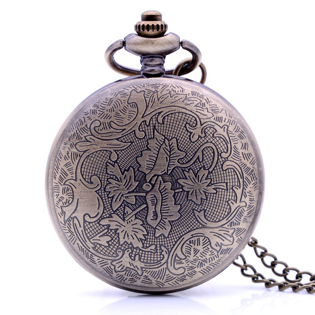 Hogwarts Dracodormiens Nunquam Titillandus Harry Potter Mens Male Quartz Pocket Watch Analog Pendant Necklace relogio de bolso