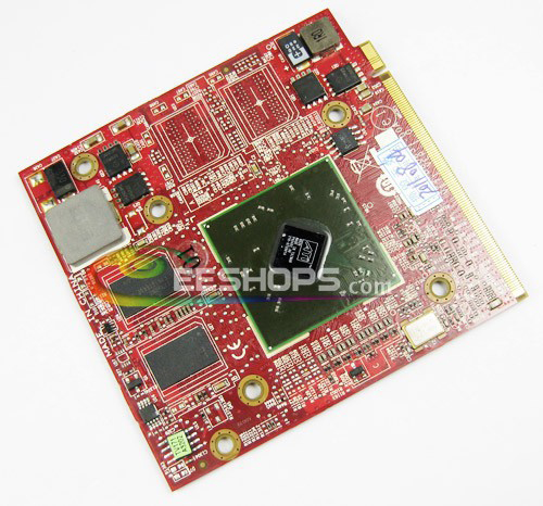ATI Radeon HD 4570 HD4570 DDR3 512MB MXM A Graphics Video Card for Acer Aspire 5739