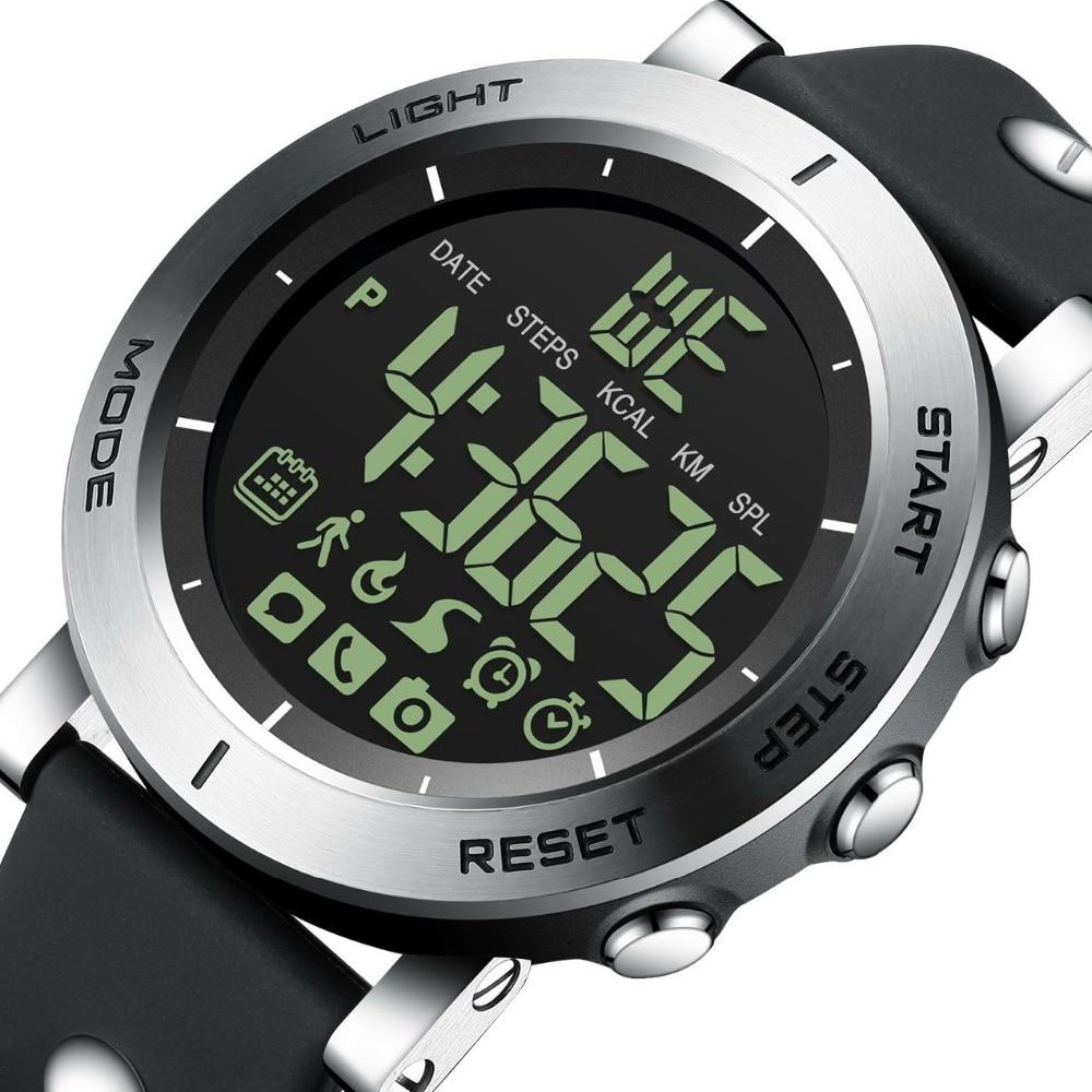 GIMTO Bluetooth Sport Smart Watch Men Shock Stopwatch Waterproof Military Digital Boy electronic wrist watches Pedometer Clock avent philips ортодонтическая для мальчика 6 18 месяцев в ассорт