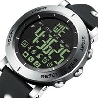 GIMTO Bluetooth Sport Smart Watch Men Shock Stopwatch Waterproof Military Digital Boy electronic wrist watches Pedometer Clock