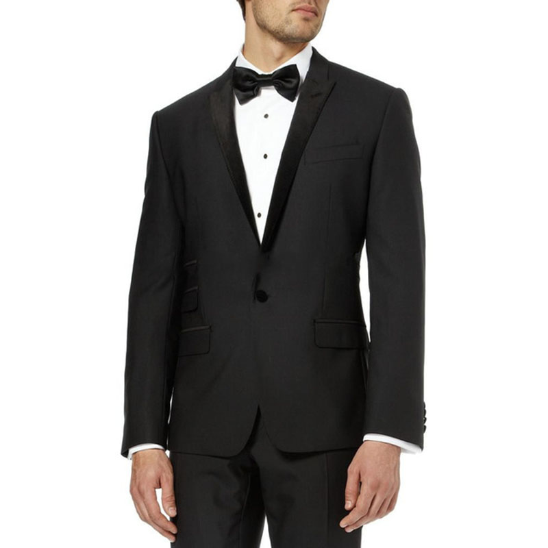 2017 Most Popular Classic Men Suits Formal Prom Suits Vintage ...