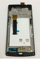 For Oppo Find 7 X9077 X9076 LCD Screen Display With Touch Screen Digitizer Frame Assembly Find7