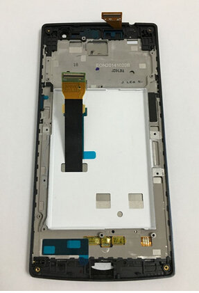 For oppo find 7 x9077 X9076 LCD screen Display with Touch Screen Digitizer+Frame Assembly find7 lcd screen