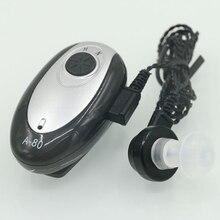 AXON-80 Глухота Наушники Слуховой аппарат наушники mini Цифровой Усилитель Слуховой Аппарат Усилитель Звука Микрофон для Пожилых Людей