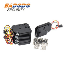 5pcs 201A Magnetic Lock DC 12V Electric Lock Electromagnetic Door Lock for Smart Express Cabinet Vending Machine Solenoid Lock