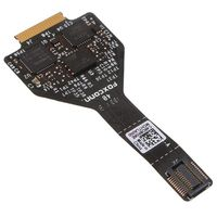 1 x 1 x Replacements 821-1254-A Touchpad Trackpad Flex Cable For Apple MacBook pro (5)