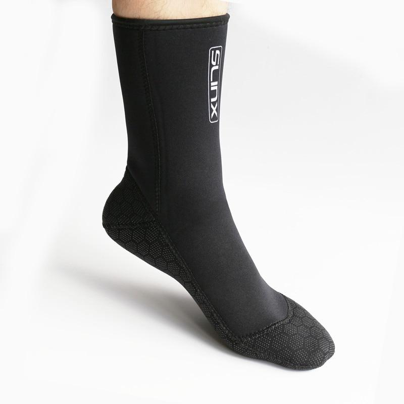 Calcetines de buceo de 3 mm Súper elástico Zapatos de buceo con - Deportes acuáticos
