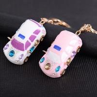 3 pcs for pack Resin car keychain bag pendants