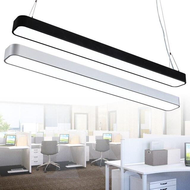 Moderne kantoor verlichting Hanglampen minimalistische afgeronde ...