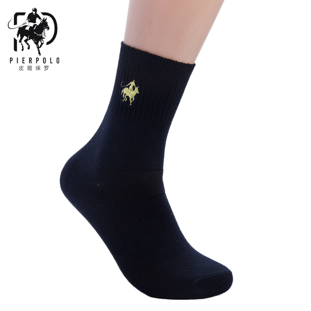 High Quality Fashion 5 Pairs/lot Brand PIER POLO Casual Cotton Socks