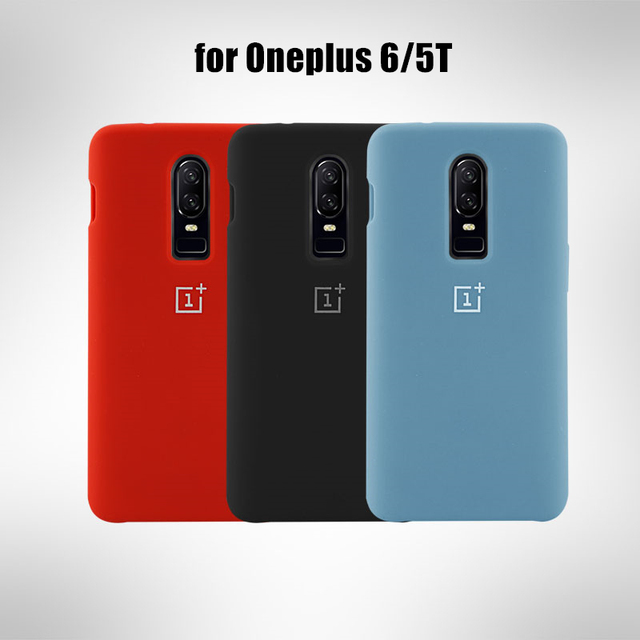 check out e59f0 d5185 oneplus 5t case with logo luxury silicone protective case matte back ...