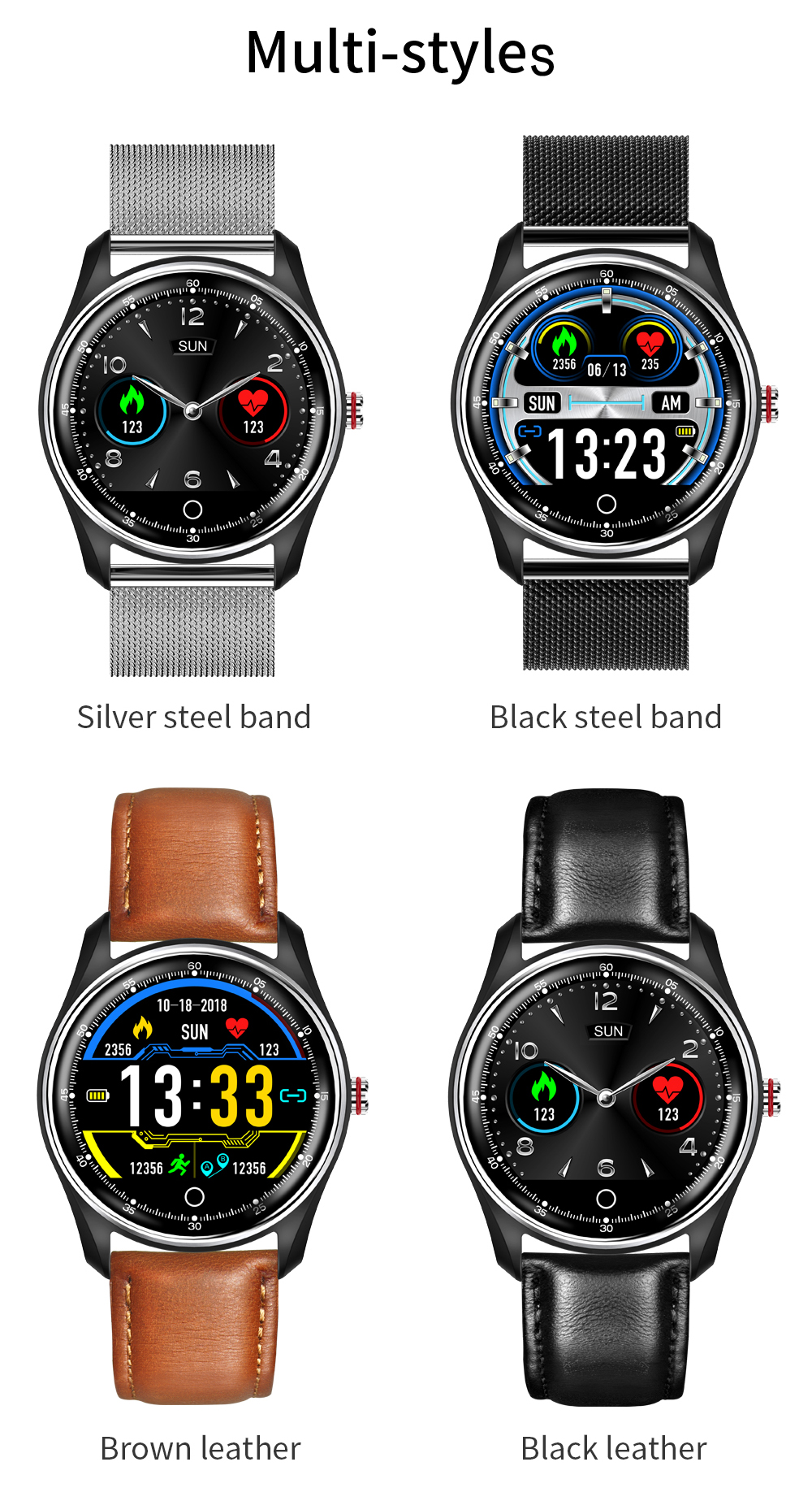 smart watch that measures your blood pressure