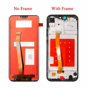For Huawei P20 Lite LCD Display+Touch Screen Digitizer Replacement Assembly For Huawei P 20 Lite/ Nova 3E ANE-LX1 ANE-LX3 5.84""