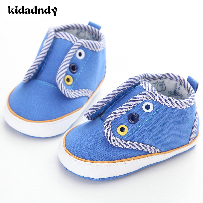 Toddler Shoes 0 And 1 Year Old Male Baby Soft Bottom Leisure Baby Shoes YEW348
