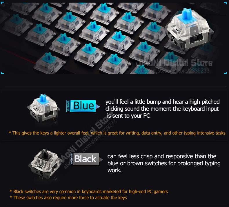 US $79 9  100% Original Sangee Full Key CK104 Mechanical Keyboard with  Switch Backlight Anti Ghosting Function CS go teclado mecanico-in Keyboards