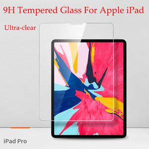 9H Tempered Glass For iPad pro 11 10.5 Scratch proof Anti blue light Tempered glass Screen protector Film