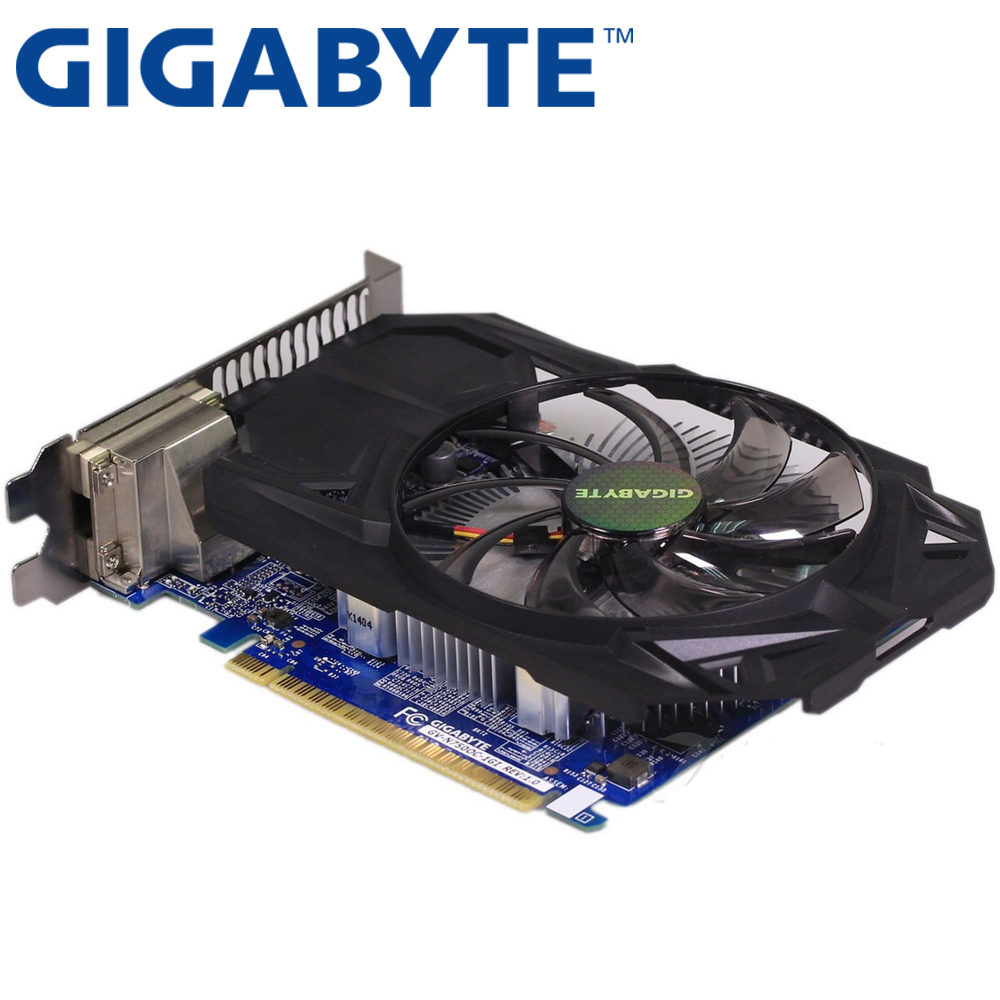 GIGABYTE Original Graphics Card With 5000MHz Memory Frequency for NVIDIA Geforce 2