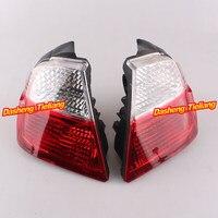 E Mark задний фонарь мотоцикла задний свет, крышка объектива для Honda Goldwing GL1800 2001 2002 2003 2004 2005