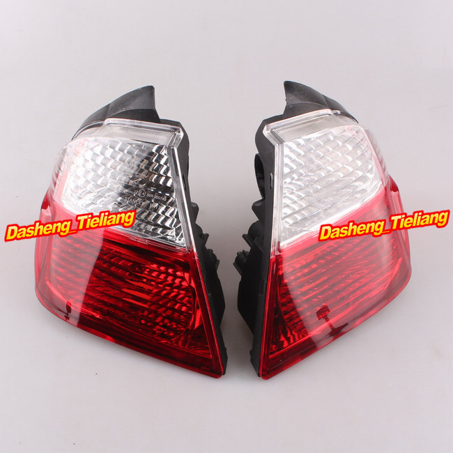 For Honda Goldwing GL1800 2001 2002 2003 2004 2005 Taillight Rear Tail Light Lens Cover