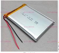 3 7 Polymer Lithium Battery 906090 6000MAH GPS Mobile Power Flat Battery Rechargeable Li Ion Cell