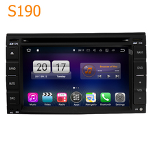 Road Top Winca S190 Android 7 1 System 4 Core CPU Car GPS DVD Player Head