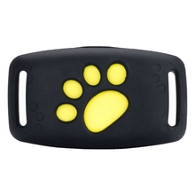 Pet GPS Tracker Dog Cat Collar Water-Resistant Callback Function USB Charging Trackers For Universal Dogs