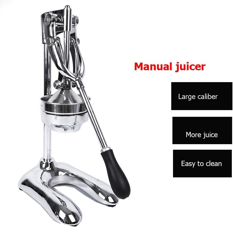 Juice blender Commercial Household Juicer 304 Stainless Steel Manual Orange Orange Pomegranate Juice Juice Manual Juice