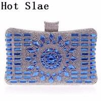 Luxury Colorful Diamond Evening Bag07