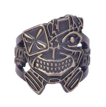 Аниме кольцо токийский гуль 18 мм 1
