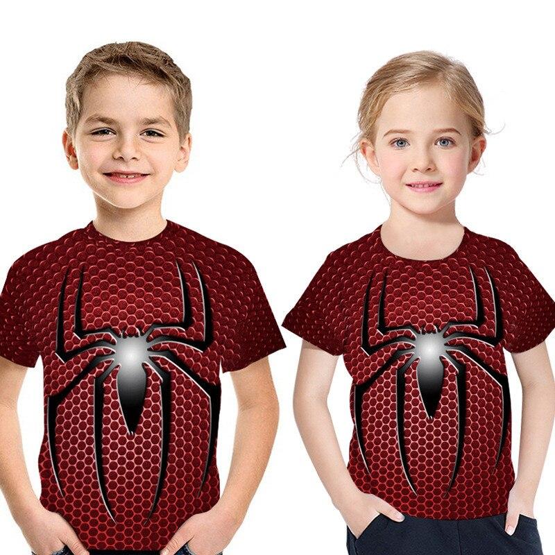 spiderman-switchable-sequins-boys-t-shirts-kid-fashion-font-b-marvel-b-font-hero-t-shirt-children-top-clothes-summer