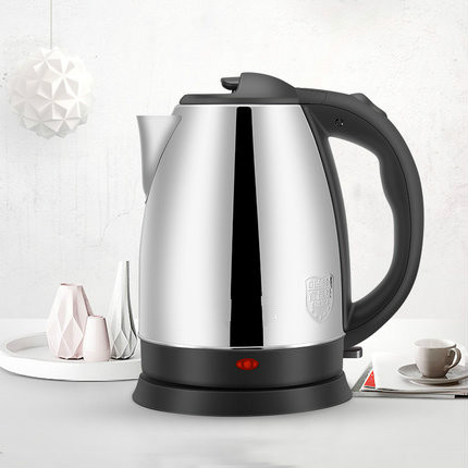 все цены на Electric kettle automatic power off household 304 stainless steel high capacity special electric 2L