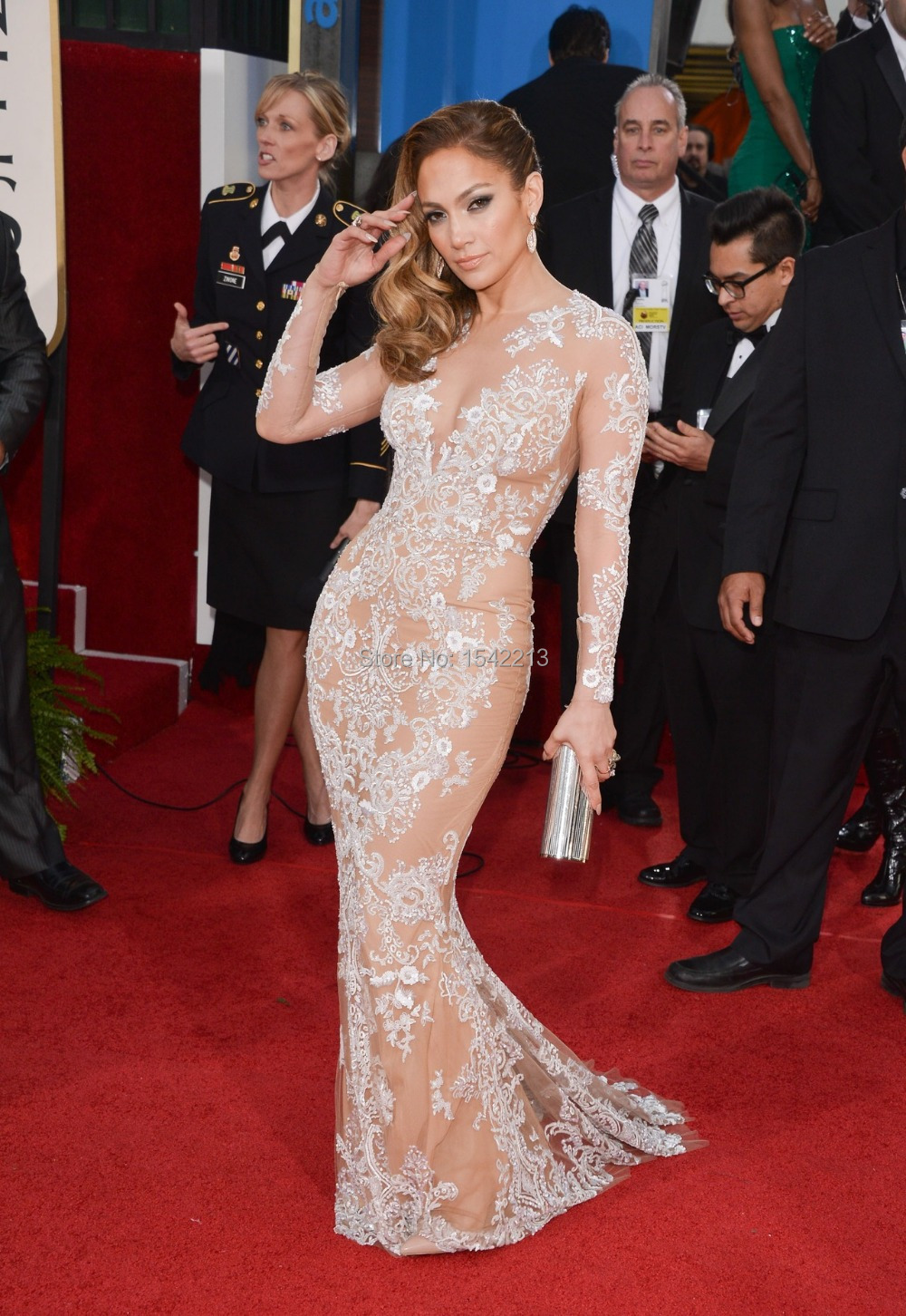 Celebrity Prom Dress - Ocodea.com