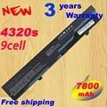 Laptop Battery HSTNN-W79C-5 HSTNN-Q81C HSTNN-Q78C-4 HSTNN-Q78C-3 HSTNN-Q78C HSTNN-LB1B HSTNN-LB1A HSTNN-IB1B ph06 4320s For HP