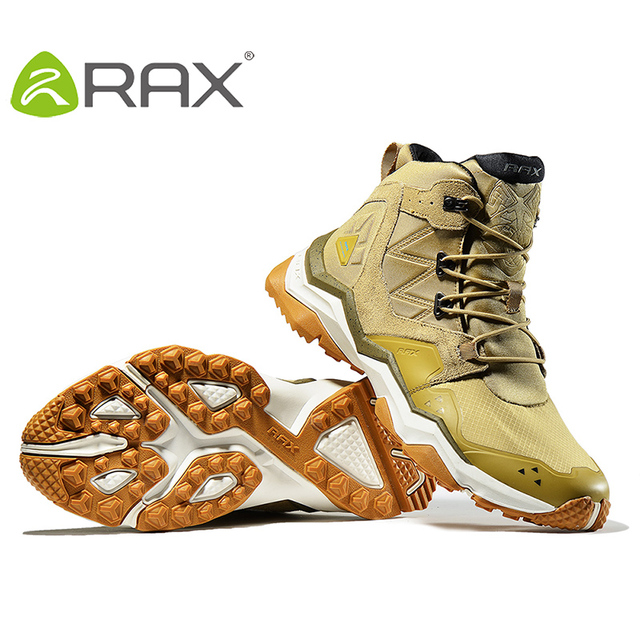 Rax Winter Waterproof Hiking Shoes For Men or Women