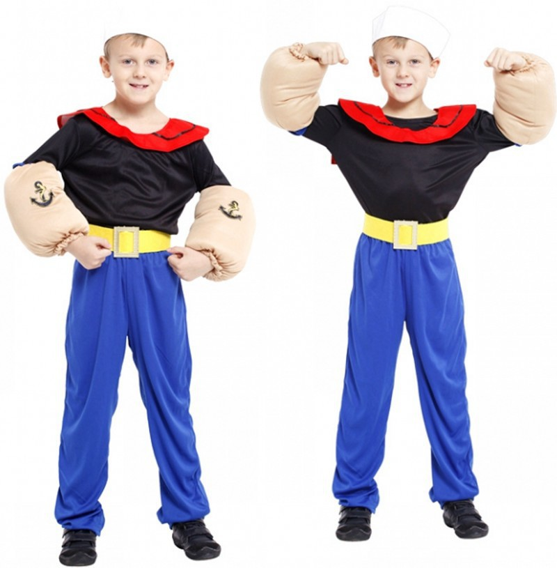 Sailor Costume For Kids