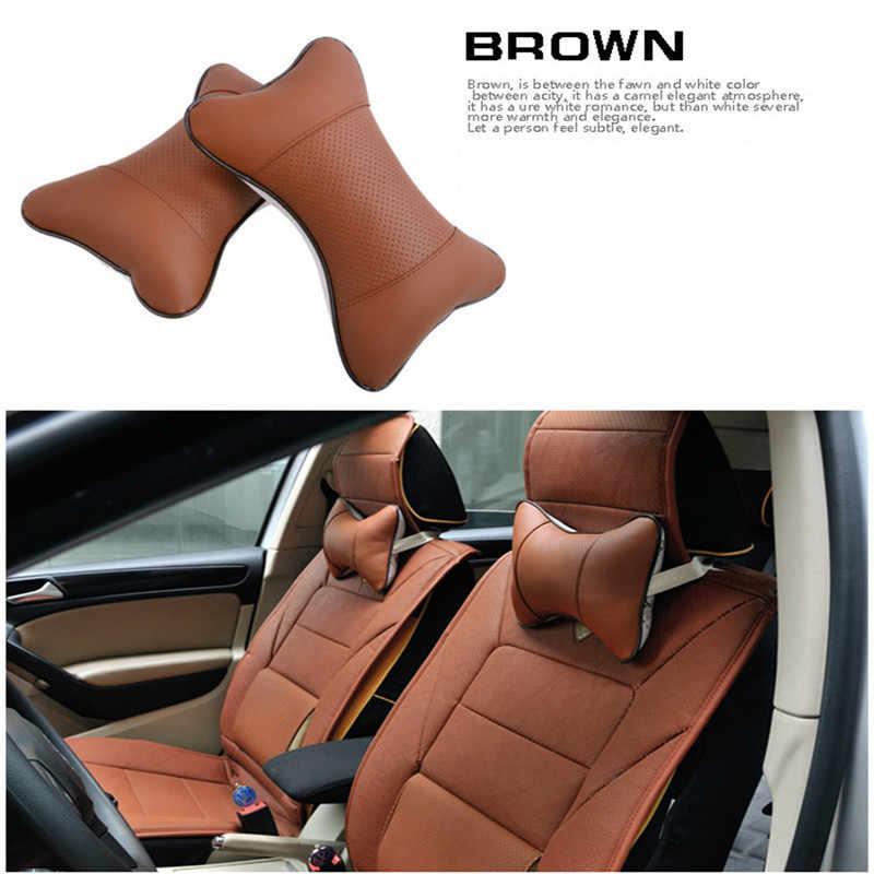 Автомобильный подголовник 1 шт. подушка для сиденья шеи Прямая поставка 19M6