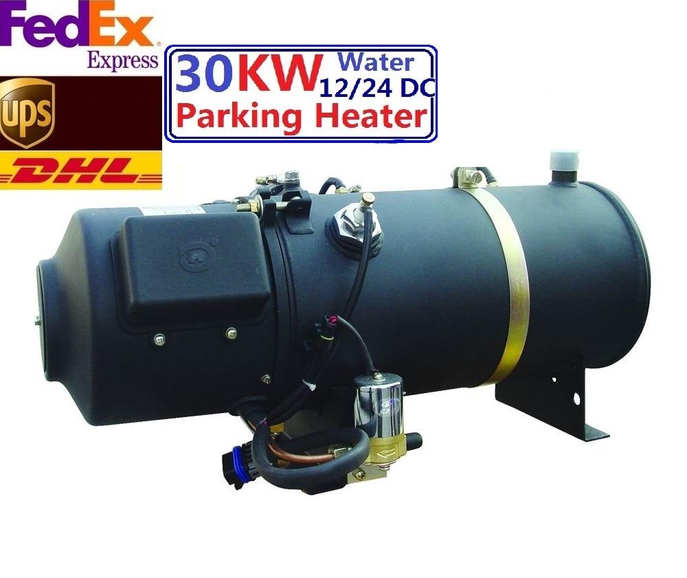 Varm sälj i Europa 30kw 24V vattenvärmare Liknande Auto Liquid - Bilelektronik - Foto 1