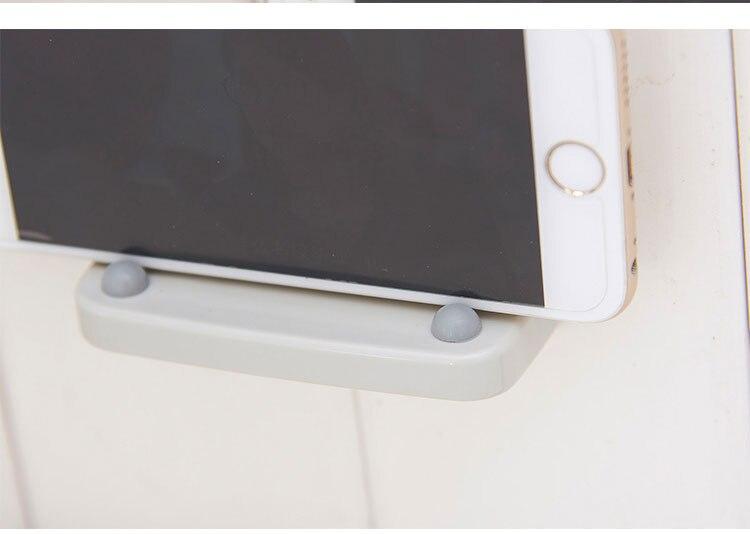 Vanzlife креативный вертикальный держатель для ванной комнаты, держатель для полотенец, многоцелевой стеллаж для хранения, может сделать держатель для мобильного телефона