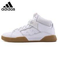 Original authentic 2018 new Adidas Originals VRX MID men's high top skateboard shoes comfortable classic design sports shoes