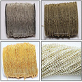5m Silver Bronze Metal electroplating Ball round Chain Lot For Necklace u pick colour 2.5x2.5mm