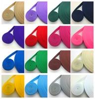 10 Yards 30mm Breiten Gurt Nylon Gurtband rucksack Umreifung Sicherheit Gürtel Pick Farbe