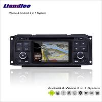 Liandlee Car Android Multimedia Stereo For Dodge Caravan / RAM / Nero 2001~2007 Radio CD DVD Player GPS Navigation Audio Video