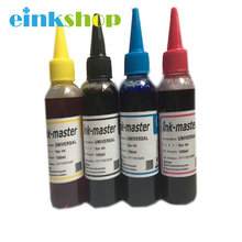 400ml T6642 T6643 CISS ink tank dye For Epson L605 L655 L364 L382 L386 L486 L362 L1455 inkjet printer 664