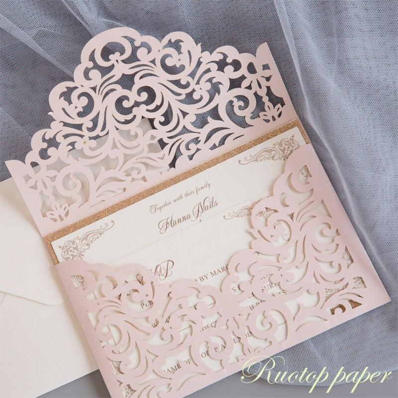 50pcs Free Shipping Invitation Card new hotsell Invitation for wedding Graduation Birthday party personalize Invitation cards