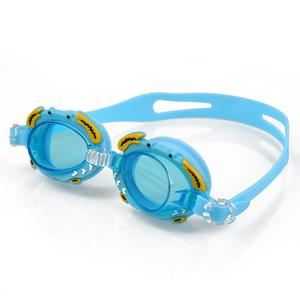 7 Colors Durable Silicone Cartoon Swimming Glasses Kids Child Swimming Goggles Anti Fog Waterproof Diving Mask Eyewear Outdoor