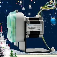 Kamoer 12V 24 V KDS mini peristaltic pump with Stepper motor Max 900ml min 12 24V