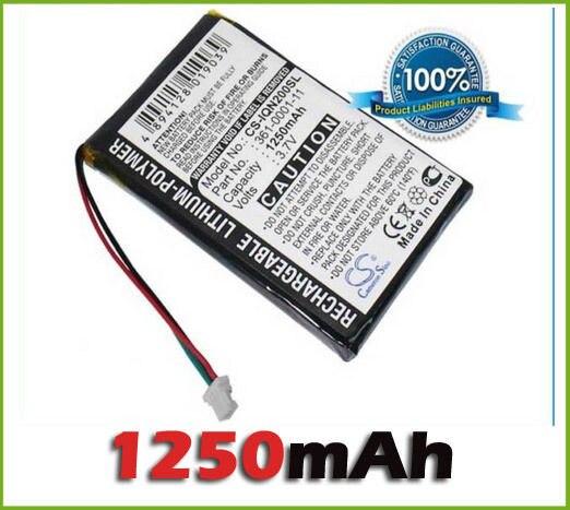 Gps Battery For Garmin Nuvi 255 255t 255w 260 260w
