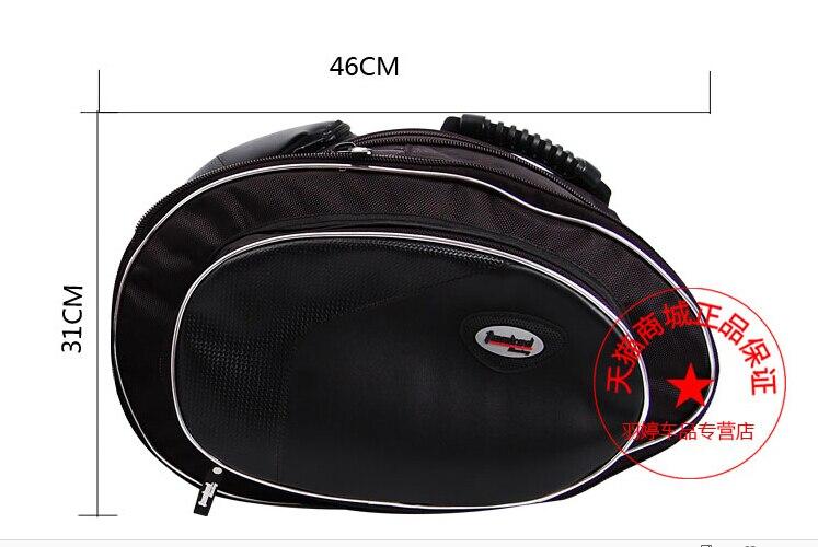 ФОТО 46*31*31cm motorcycle saddle bags saddle bag motorcycle saddlebags 2pcs/lot